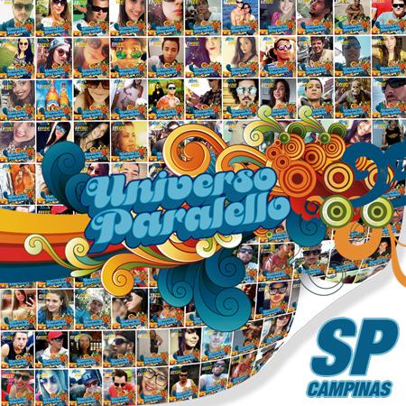 Excursão CAMPINAS-SP Universo Paralello 2017