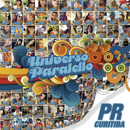 Excursão CURITIBA Universo Paralello 2017